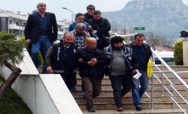 Cesedi Yanmış Halde Bulunan Kadının Oğlu Tutuklandı