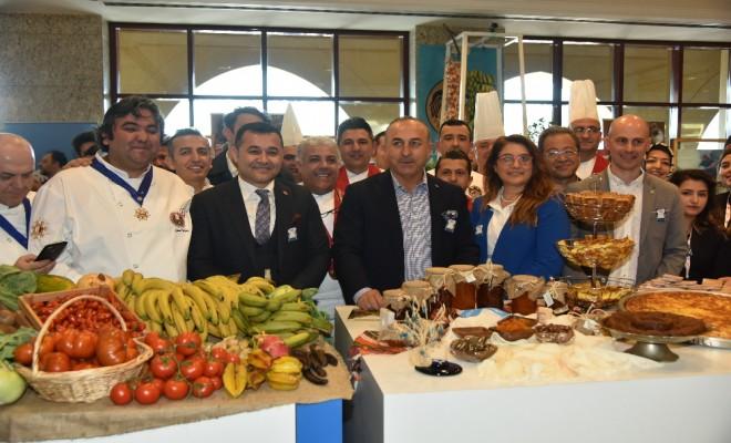 Bakan Çavuşoğlu: Türk Mutfağı İyi Tanıtılmalı