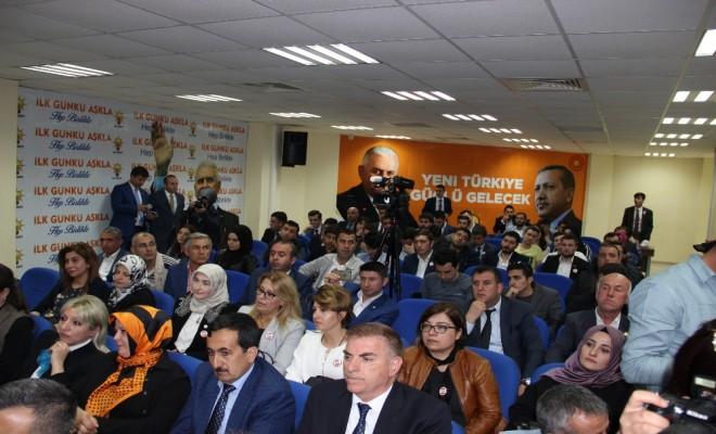 Bu Referandumu Erdoğan İçin Değil Milletimiz İçin İstiyoruz