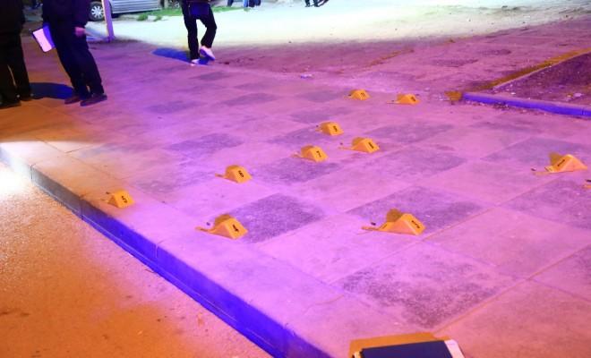 Başkentte Silahlı Saldırı: 1İ Kadın 5 Yaralı