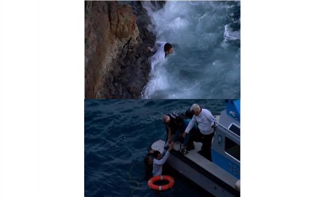 Denizde Ölüm Kalım Mücadelesi