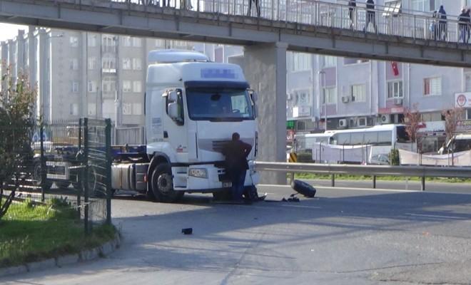 İstanbulda Faciadan Dönüldü