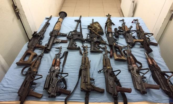 Bitliste 14 Terörist Öldürüldü