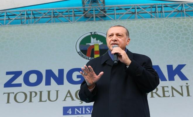 Alparslan Türkeşi Unutmadı