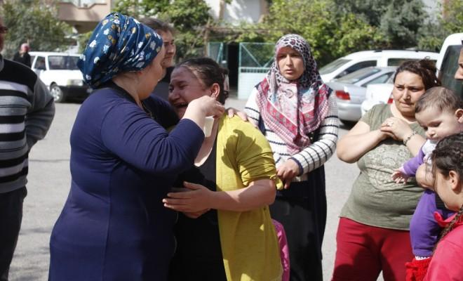 Kahraman Anne 3 Çocuğunu Yanmaktan Kurtardı