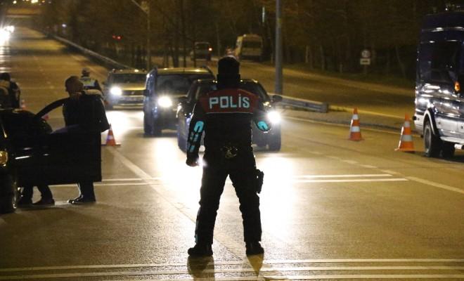 71 Bin Personelle Türkiye Genelinde Huzur Uygulaması