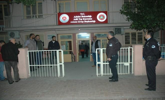 Dünya Sağlık Örgütü Heyeti Adanada