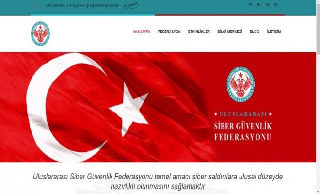 Siber Ordu Projesine Federasyonlu Destek