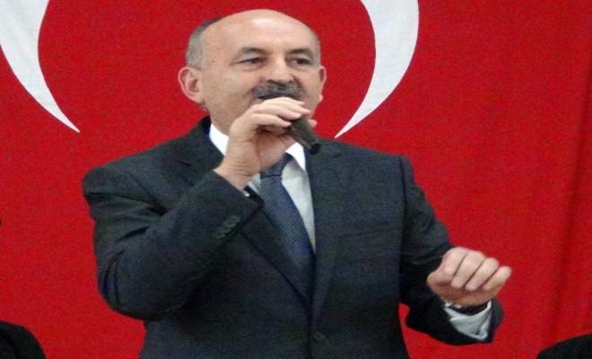 """""""Cumhur Yücelirse, Cumhuriyet Büyür, Yücelir"""""""