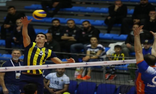 İlk Maçın Kazananı Fenerbahçe