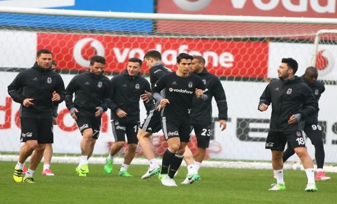 Beşiktaşın Trabzonspor Mesaisi Sürüyor