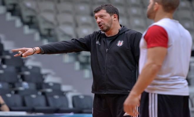 Beşiktaş, Tofaş Maçı Hazırlıklarını Sürdürüyor