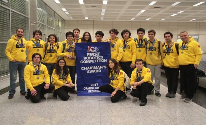 Türk Öğrenciler Abdde Şampiyon Oldu