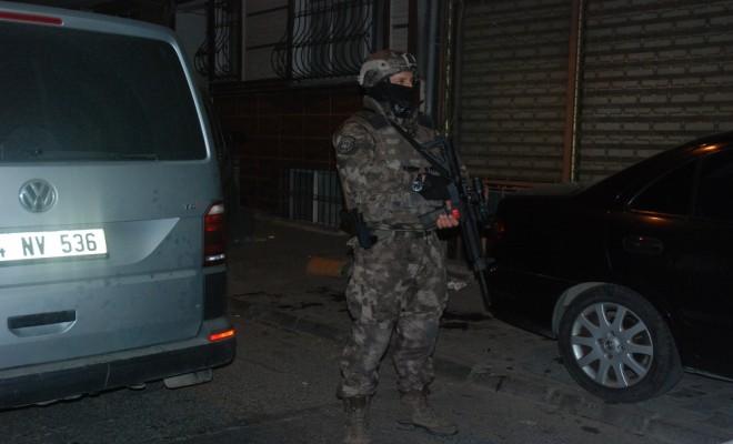 İstanbulda Deaş Operasyonu