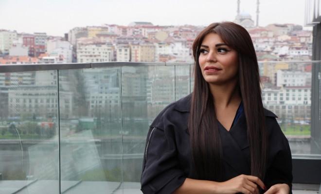 Azeri Sanatçıdan Cumhurbaşkanı Erdoğana Destek