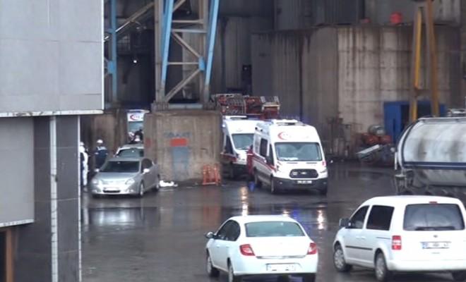 Fabrikada Gaz Sızıntısı: 3 Ölü