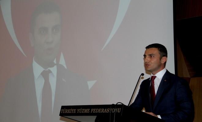 Yüzme Federasyonunun Yeni Başkanı Erkan Yalçın Oldu