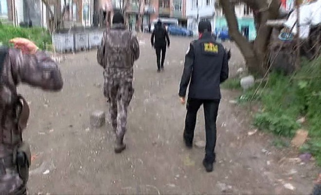 Fatihte Uyuşturucu Operasyonu: 18 Gözaltı