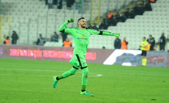 Bursaspor, Kardemir Karabükspora Fırsat Vermedi