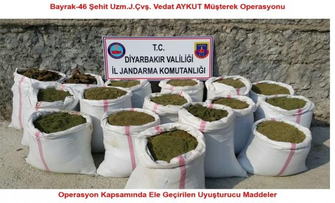 Diyarbakırda Teröre Darbe Üstüne Darbe