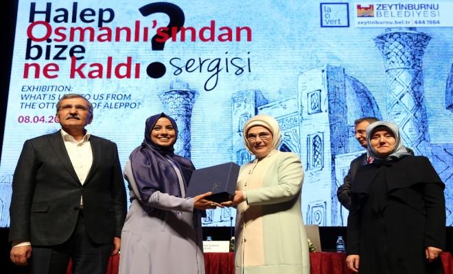 Emine Erdoğan Haleple İlgili Konuştu: Sözün Bittiği Yerdeyiz