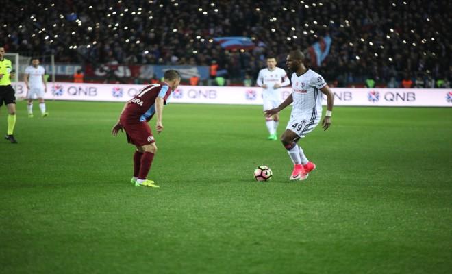 Gol Düellosu Beşiktaşın!
