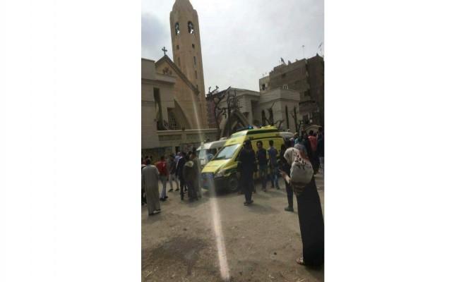 Mısırda Kilisede Patlama: 15 Ölü, 50 Yaralı