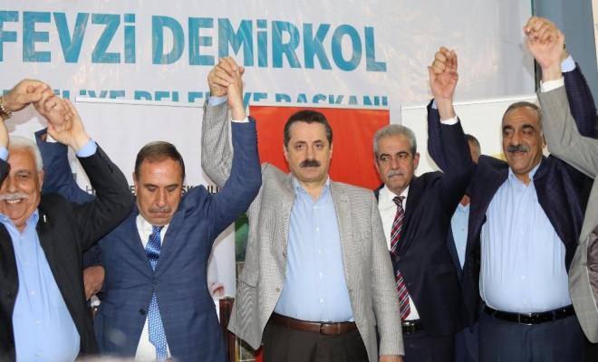 Eski Chpli Başkan Yardımcıları Ak Partiye Katıldı