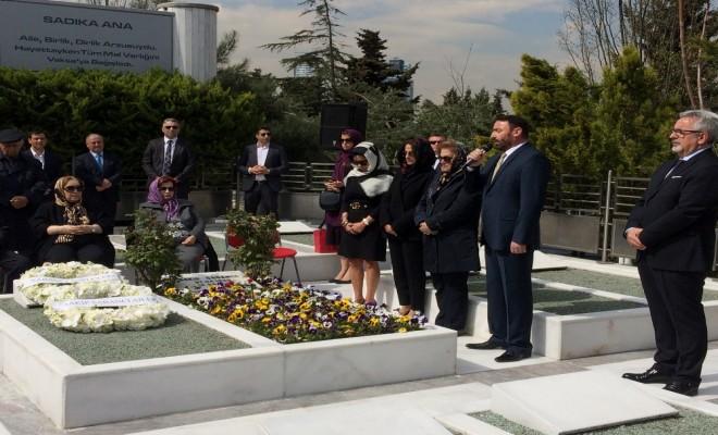 Sakıp Sabancı Vefatının 13. Yılında Mezarı Başında Anıldı