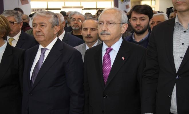 Kılıçdaroğlu Stklarla Toplantıda Buluştu