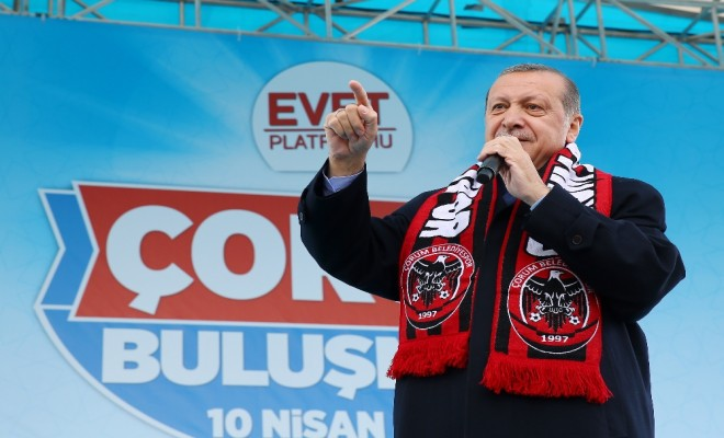 Erdoğandan Kılıçdaroğluna: Niye Kaçtın ?