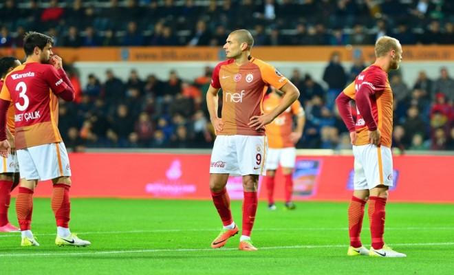 Başakşehir Galatasarayı Bozguna Uğrattı