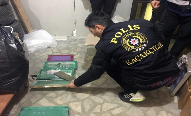İstanbulda Sahte İçki Operasyonu: Tam 5 Milyon Tl !