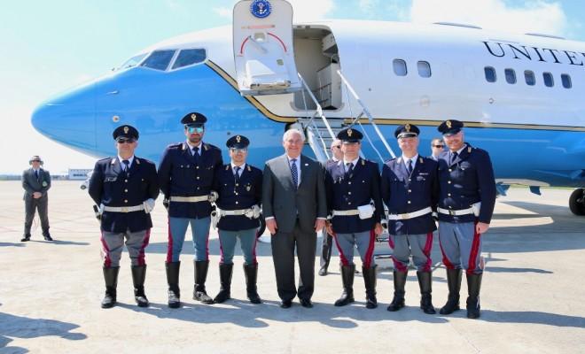 Tillerson Moskovada