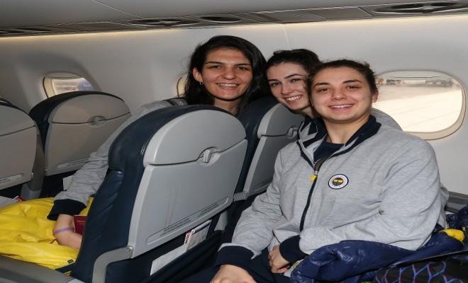 Fenerbahçe Final-Four İçin Yola Çıktı