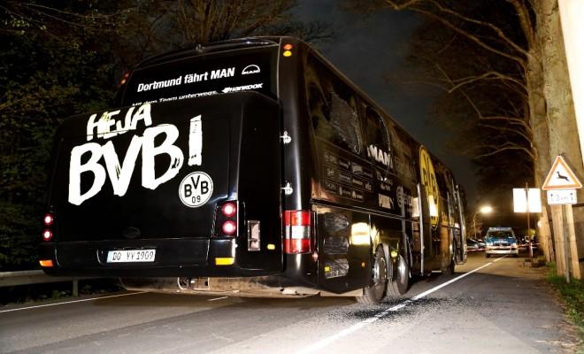 Borussia Dortmunda Saldırıda Deaş Şüphesi