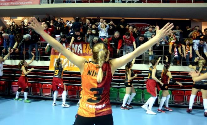 Galatasaray Finalde