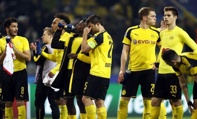 Monaco Deplasmanda Borussia Dortmundu Devirdi