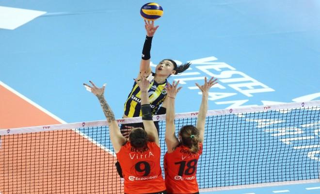 Finalin Adı: Fenerbahçe - Galatasaray