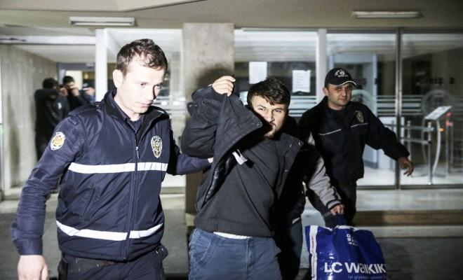 10 Deaşlı Tutuklandı