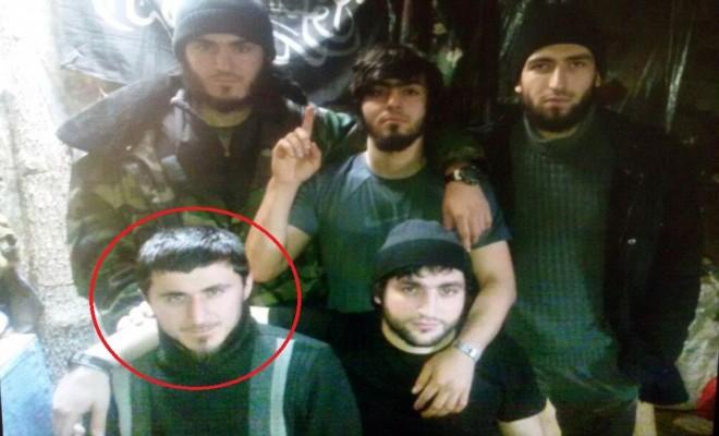 Canlı Bomba Olacaktı: O Terörist Tutuklandı