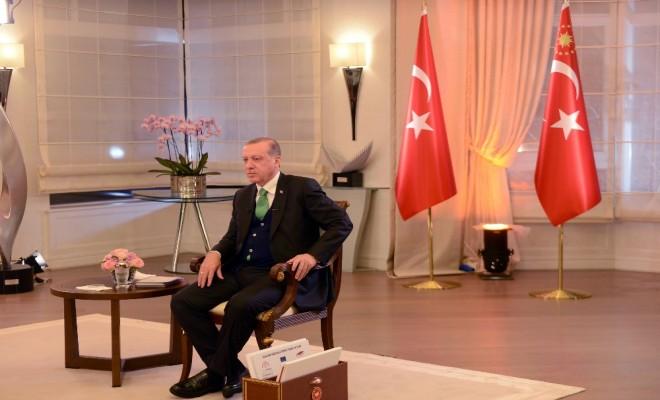 Erdoğandan Beşiktaşa Övgüler