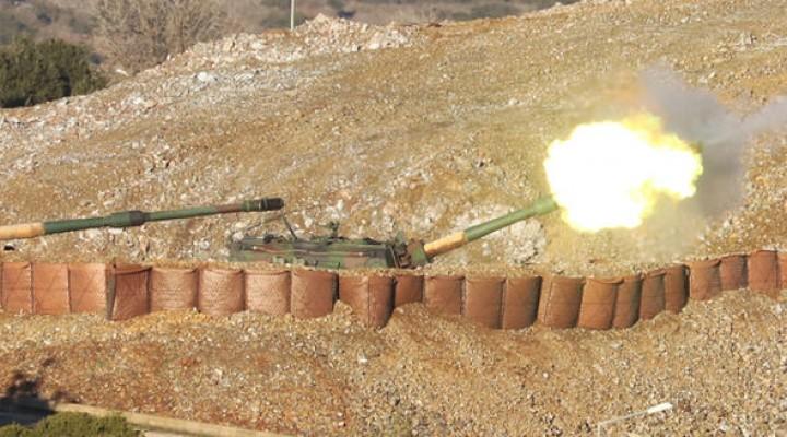 Son dakika: TSK peş peşe vuruyor Türkiye ve Türk Askeri kararılı