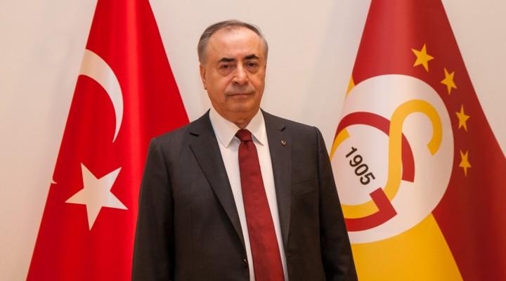Galatasaray Başkanı Mustafa Cengiz PFDK'ya sevk edildi