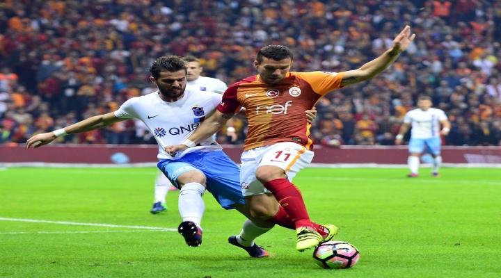 Galatasaray İle Trabzonspor Derbisi 123. Randevuda Karşı Karşıya!