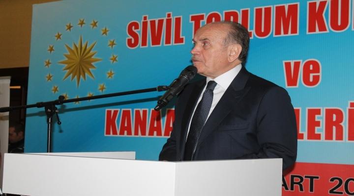 """""""İstanbula Özel Yasa Talebimiz Oldu"""""""