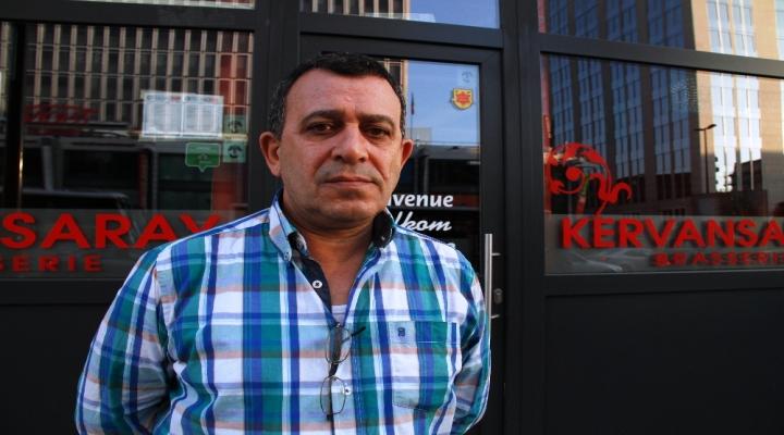 """Lokanta Sahibi Türke Tehdit: """"Erdoğancıları İstemiyoruz"""""""