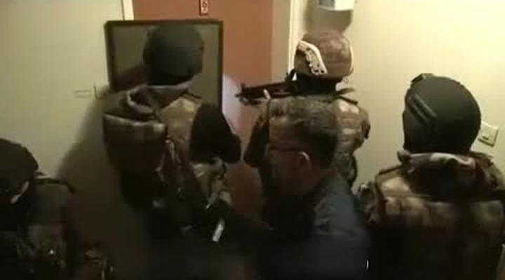 Hdplilere Pkk/kck Baskını: 20 Gözaltı