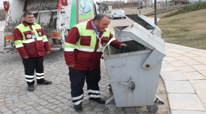 Çöp Poşeti Ağır Gelince Fark Ettiler
