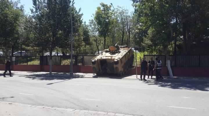 Zpt İle 2. Orduya Girmeye Çalışan Tabur Komutanından Şaşırtan Savunma